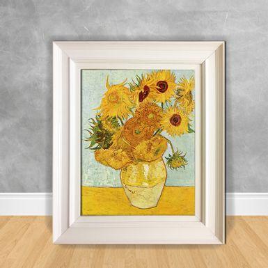 Quadro-Decorativo-Van-Gogh---Girassol