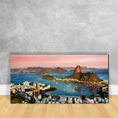 Quadro-em-Vidro---Rio-de-Janeiro-Baia-de-Guanabara