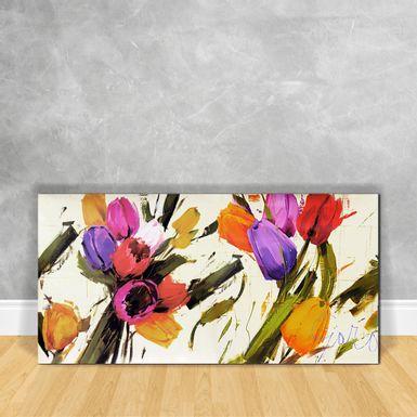 Quadro-em-Vidro---Floral-Tulipa