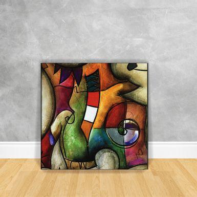 Quadro-Impressao-em-Vidro---Abstrato-Coloridos-Circulos-2A