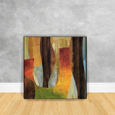 Quadro-Impressao-em-Vidro---Abstrato-Tons-e-Verdes-D10B