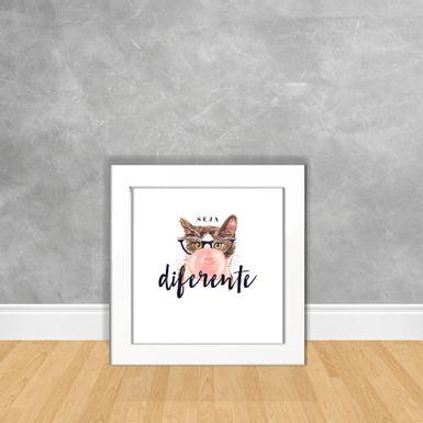 Quadro-Decorativo-Seja-Diferente