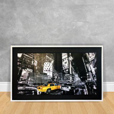 Quadro-Decorativo-Estilo-3D---New-York-Preto-e-Branco-