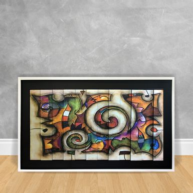 Quadro-Decorativo-Estilo-3D---Kandisky-