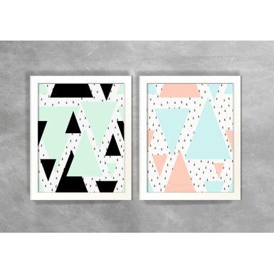 Conjunto-de-Dois-Quadros-Abstratos-Escandinavos-Geometricos-Triangulos-6