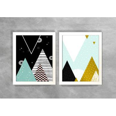 Conjunto-de-Dois-Quadros-Abstratos-Escandinavos-Geometricos-Triangulos-7