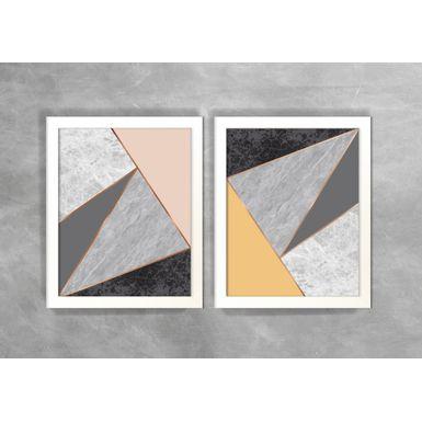 Conjunto-de-Dois-Quadros-Abstratos-Escandinavos-Geometricos-Linhas