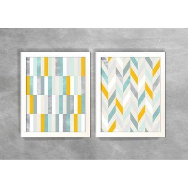 Conjunto-de-Dois-Quadros-Abstratos-Escandinavos-Geometricos-Mini-Retangulos-e-Linhas