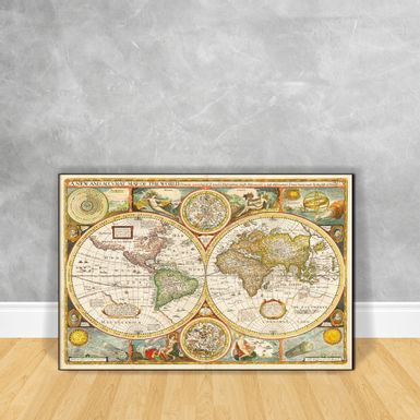 Quadro-Impressao-em-Vidro-Mapa---Accvrat-Map-Of-The-World-