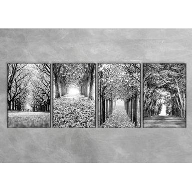 Quadro-Impressao-em-Vidro---Caminho-das-Flores-4-partes