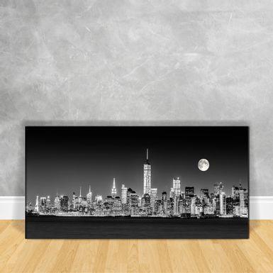 Quadro-Impressao-em-Vidro---Cidade-de-Manhattan-