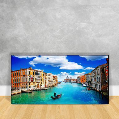 Quadro-Impressao-em-Vidro---Cidade-de-Veneza-