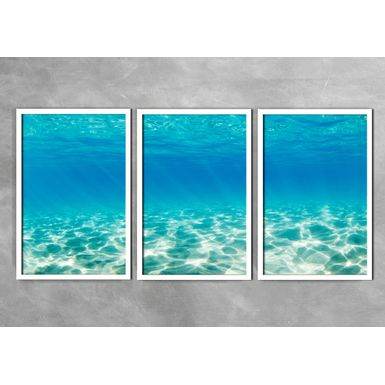Kit-de-3-Quadros-Trio-Mar-
