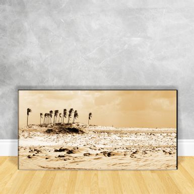 Quadro-Impressao-em-Vidro---Areia-no-Deserto-