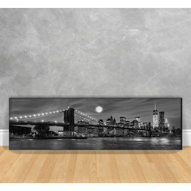 Quadro-Impressao-em-Vidro---Ponte-do-Brooklyn-Nova-York-PB-