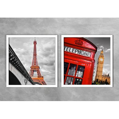 Quadro-Decorativo-Torre-Eiffel-e-Telephone-