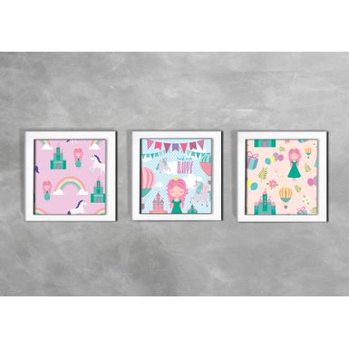 Quadro-Decorativo-Infantil-Happy-