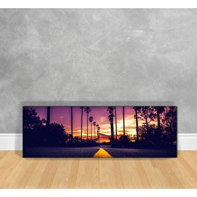 Quadro-Decorativo-Estrada-com-Faixa-Amarela