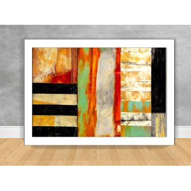 Quadro-Decorativo-Abstratos-Listras