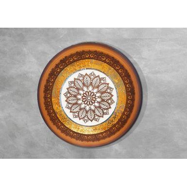 Mandala-Flor-Oriental