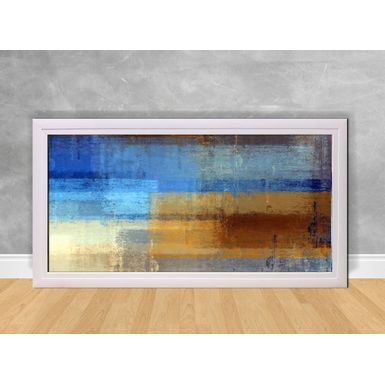 Quadro-Decorativo-Abstrato-Dourado-e-Azul