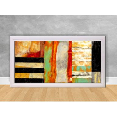 Quadro-Decorativo-Abstrato-Listras