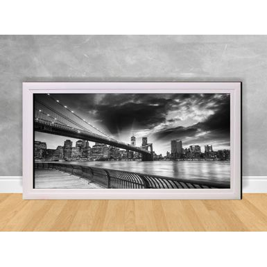 Quadro-Decorativo-Ponte-de-Nova-York-P-B