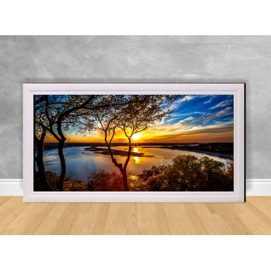 Quadro-Decorativo-Por-do-Sol-Iluminado