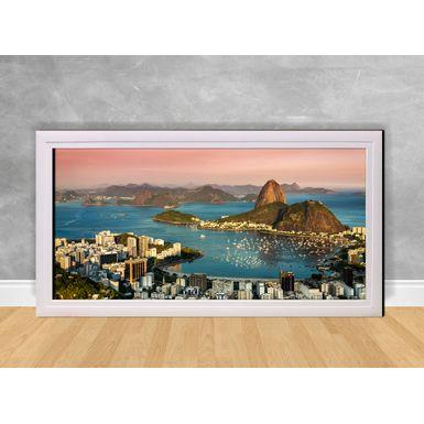 Quadro-Decorativo-Rio-de-Janeiro-Baia-de-Guanabara