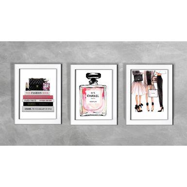 Kit-de-3-Quadros-Moda-Chanel-Nº5-BR