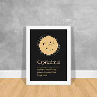 Signos-Gold-Capricornio-Branca-30x40