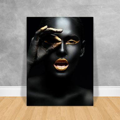 Black-Woman-Piscando-Olho-60x80