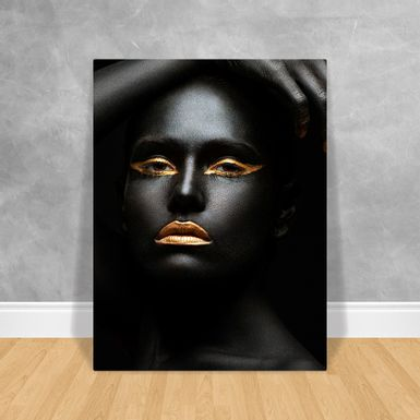 Black-Woman-Mao-na-Cabeca-60x80