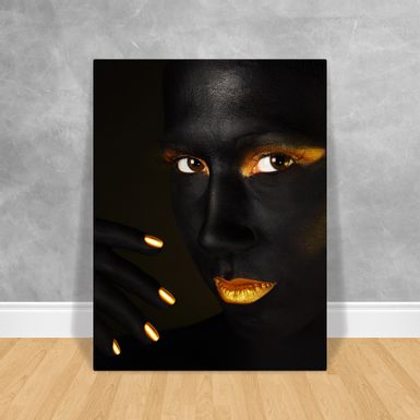Black-Woman-Olhares-60x80