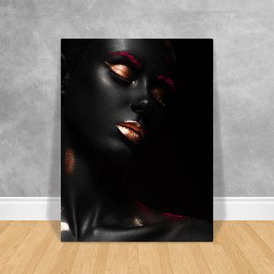 Black-Woman-Pink-60x80