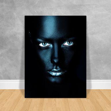 Black-Woman-Olhos-Azuis-60x80