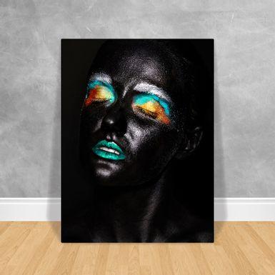 Black-Woman-Olhos-Coloridos-60x80