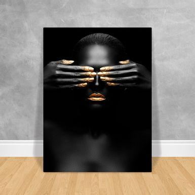 Black-Woman-Olhos-Fechados-60x80