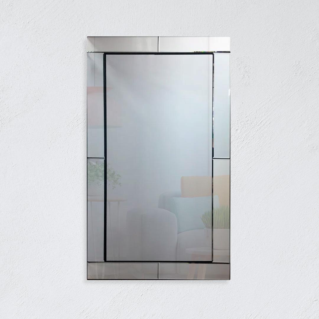 Espelho com Borda Bisotada