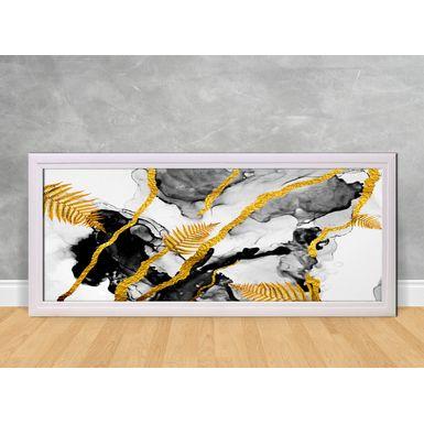 Tons-Preto-e-Folhas-Douradas-180x80-Branca